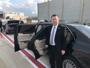 Prezident Zeman odmítl po společné schůzce odvolat ministra kultury Staňka