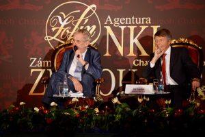 Prezident vystoupil na Žofínském fóru, hovořil o národních zájmech České republiky