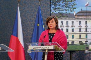 Prezident a jeho tým jednali v Lánech s ministryní Schillerovou, Zeman návrh rozpočtu podpořil